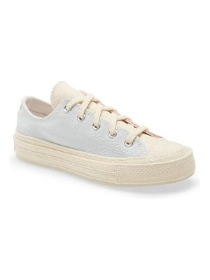 Converse chuck taylor all star renew cotton chuck 70 low top sneaker