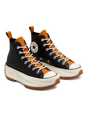 Converse chuck taylor all star run star hike high top platform sneaker