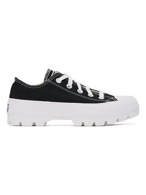 Converse lugged chuck taylor all star sneakers