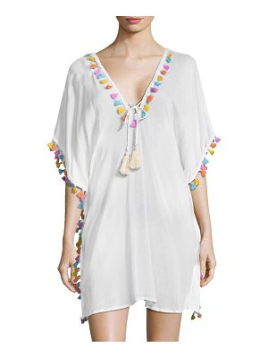 coolchange positano v-neck tunic