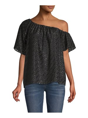 Cooper & Ella Linnea One-Shoulder Top