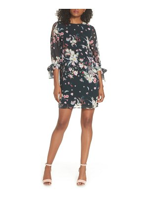 COOPER ST titania floral shift dress