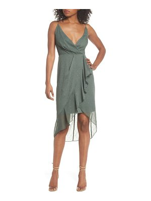 COOPER ST wind in the willows drape dress