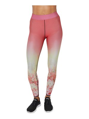 COR designed by Ultracor Active Floral Leggings