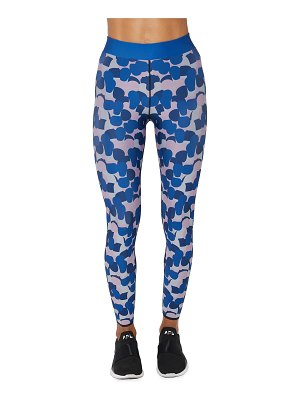COR designed by Ultracor High-Rise Printed Active Leggings