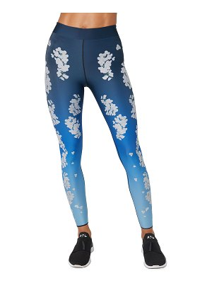 COR designed by Ultracor Orchid Printed Leggings