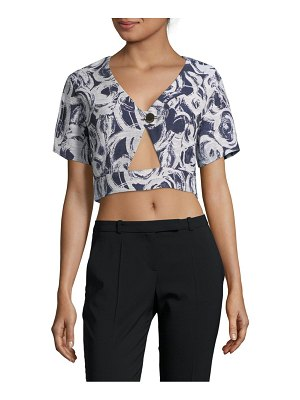 Cosette Gisella Crop Top