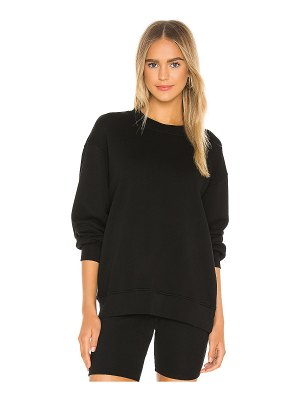Cotton Citizen brooklyn oversized crew sweatshirt