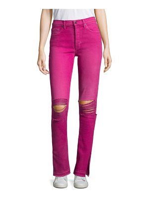 Cotton Citizen High-Rise Skinny Jeans