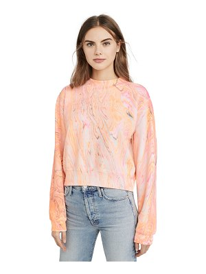 Cotton Citizen marble milan crew sweatshirt