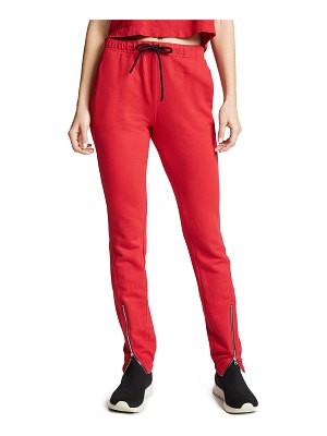 Cotton Citizen milan zip joggers