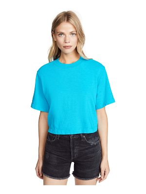 Cotton Citizen the tokyo cropped tee