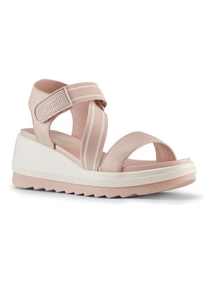 COUGAR Hibiscus Sporty Wedge Sandals
