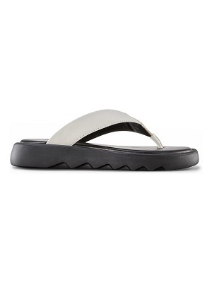 COUGAR Jacy Patent Leather Thong Sandals