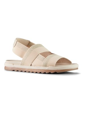 COUGAR Lucia Bicolor Slip-On Sporty Sandals