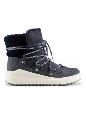 COUGAR Treville Suede Shearling Winter Boots
