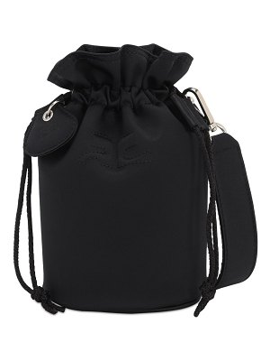Courreges Cotton bucket bag