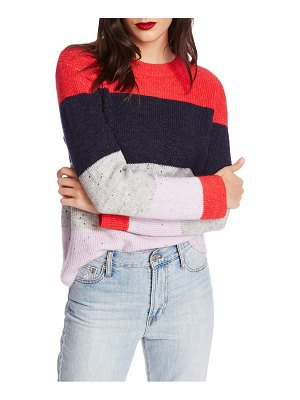 Court & Rowe colorblock sweater