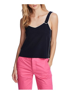 Court & Rowe piped button detail camisole