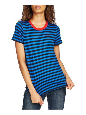 Court & Rowe preppy stripe tee