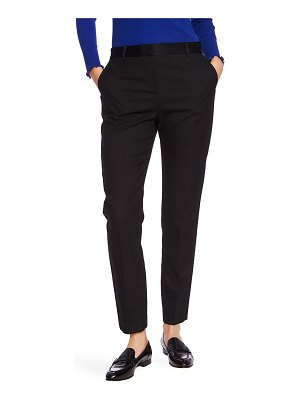 Court & Rowe satin tuxedo stripe pants