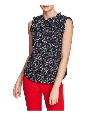 Court & Rowe sleeveless floral print top