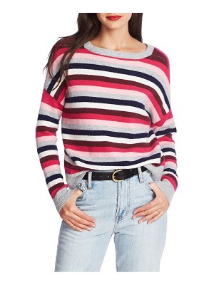 Court & Rowe stripe crop sweater