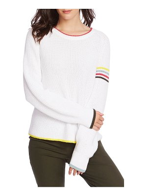Court & Rowe stripe detail sweater
