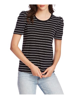 Court & Rowe stripe puff sleeve tee