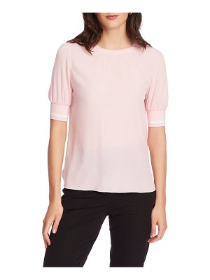 Court & Rowe tipped trim blouse