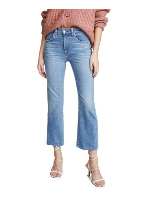 CQY wes high-rise jeans