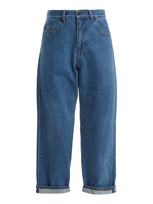 Craig Green Cut Out Boyfriend Jeans