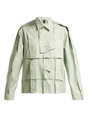Craig Green Utility Cotton Shirt