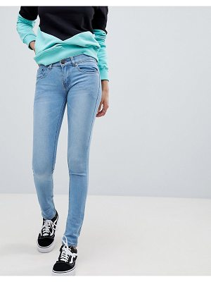 Criminal Damage Skinny Jeans