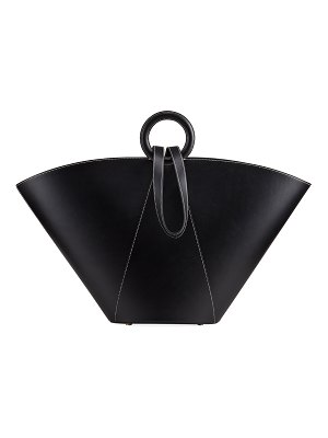 Cult Gaia Roksana Large Ring-Handle Tote Bag