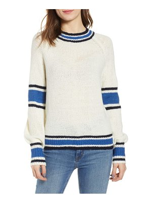 cupcakes and cashmere colorblock sweater