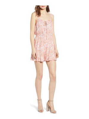 cupcakes and cashmere monarch paisley romper
