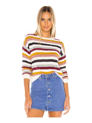 cupcakes and cashmere rach crew neck sweater