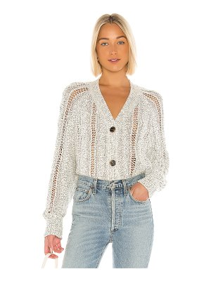 cupcakes and cashmere venice dolman button up cardigan