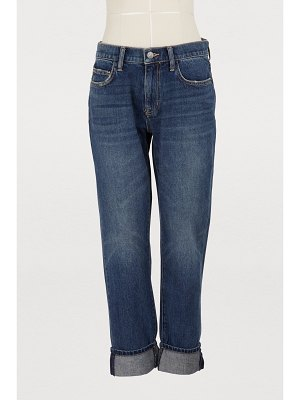 Current Elliott The Fling relaxed fit jeans