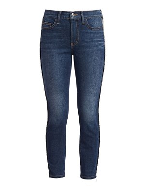 Current/Elliott the chained stiletto crop jeans