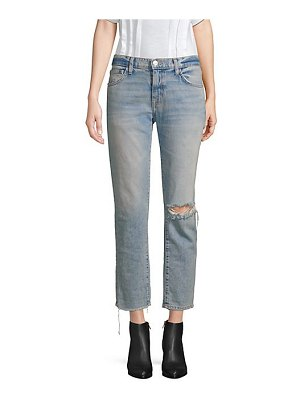 Current/Elliott the vintage cropped jeans