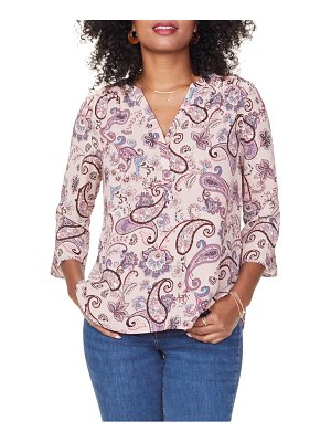 CURVES 360 BY NYDJ perfect blouse