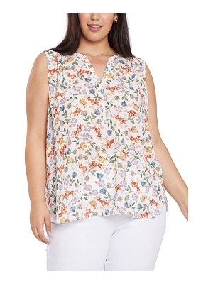 CURVES 360 BY NYDJ perfect sleeveless blouse