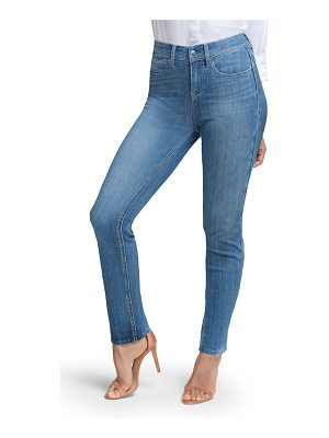 CURVES 360 BY NYDJ slim straight leg jeans