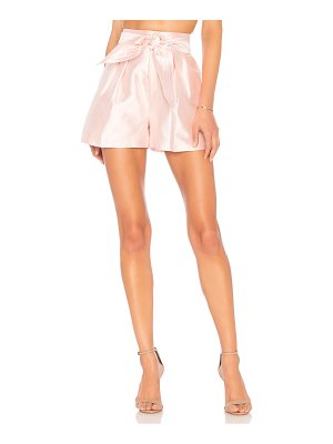Cynthia Rowley Phoebe Pleated Short