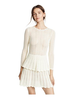 Cynthia Rowley riley sweater knit dress