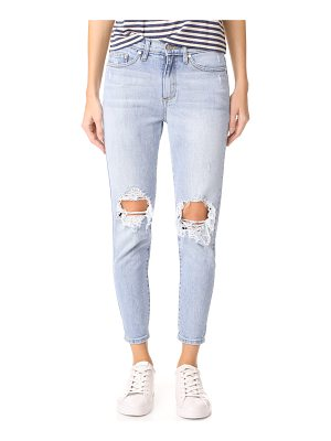 Daniel Patrick high rise girlfriend jeans