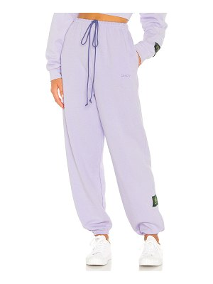 DANZY classic sweatsuit collection pant