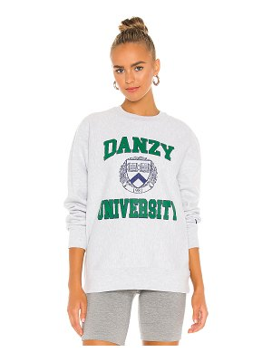 DANZY ivy league inspired collection crew sweatshirt
